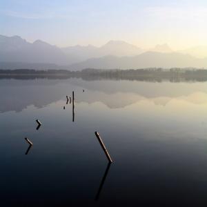 silent lake