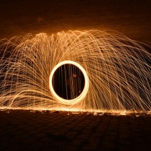 Lightpainting 6