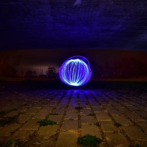 Lightpainting 3