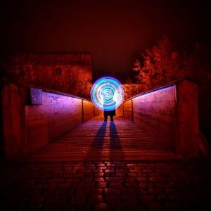 Lightpainting 5