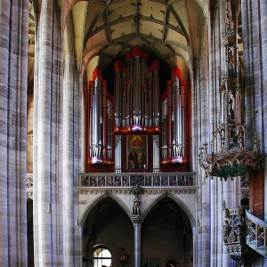 Kirche Dinkelsbühl