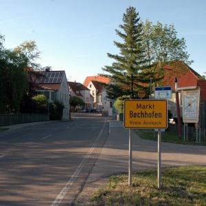 Bechhofen Wiesethbruecke