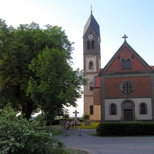 Kirche in Grossenried