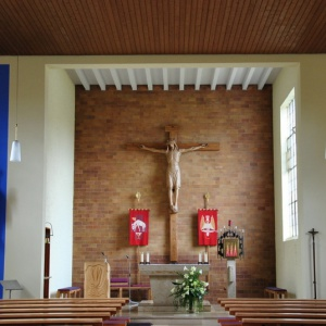 Herz Jesu Kirche Bechhofen