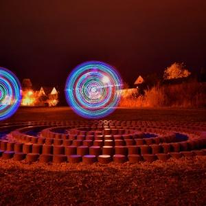 Lightpainting 7