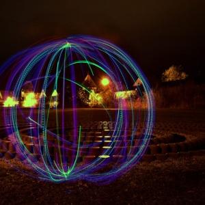 Lightpainting 8