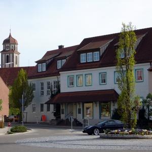 Bechhofen am Plaerrer