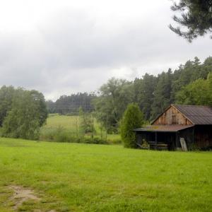 Landschaft um Bechhofen