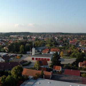 Luftbild Bechhofen