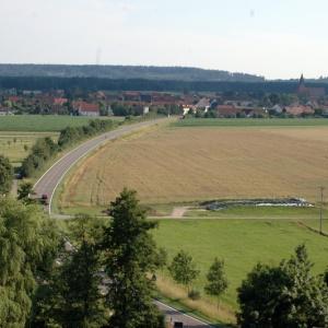 Ortsansicht Koenigshofen