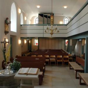Sachsbach Kirche