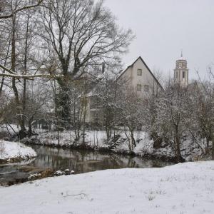 Winterliches Bechhofen