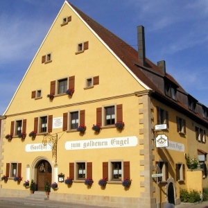 Grossenried - Gasthaus zum goldenen Engel