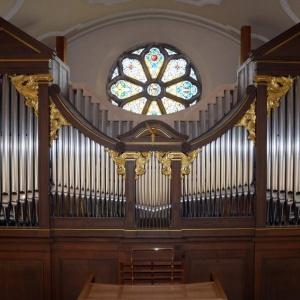 Johanniskirche neue Orgel
