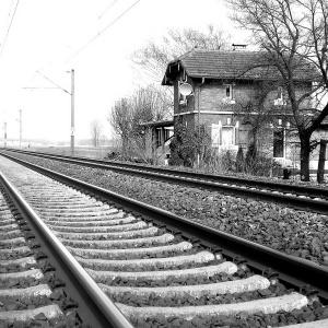 ehemalige Bahnstation