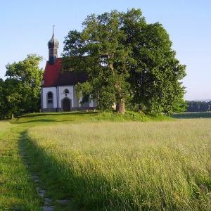 Kreuzkapelle Willburgstetten